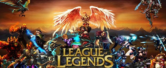Cтавки на League of Legends